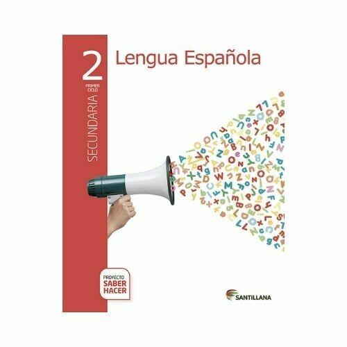 Pack Lengua Española 2. Secundaria. Serie Saber Hacer. Santillana