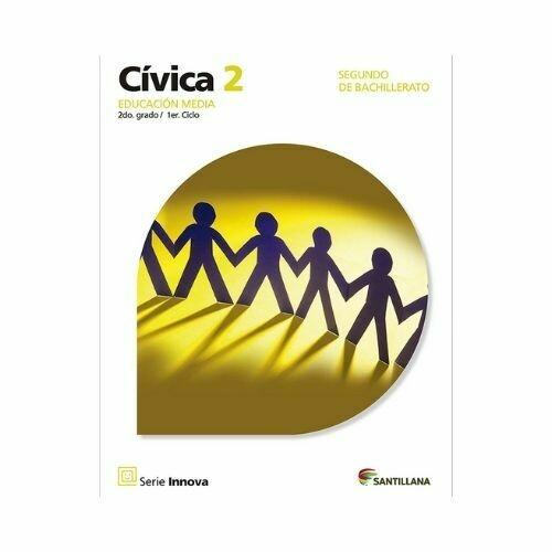 Educacion Civica 2. Media. Serie Innova. Santillana