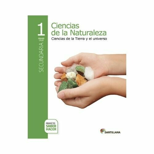 Pack Ciencias de la Naturaleza 1. Secundaria. Serie Saber Hacer. Santillana