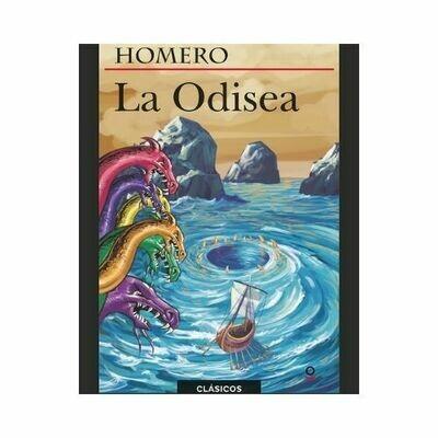 La Odisea. Homero. Loqueleo. Santillana