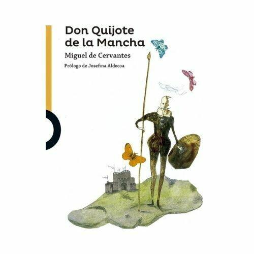 Don Quijote de la Mancha(Naranja). Miguel de Cervantes. Loqueleo - Santillana