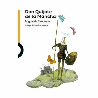 Don Quijote de la Mancha (Naranja). Miguel de Cervantes. Loqueleo - Santillana