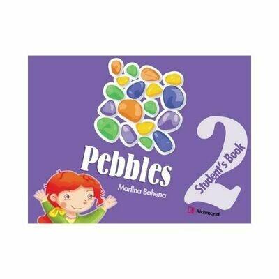 Pack Pebbles 2 (SB+CD+Resource). Richmond - Santillana