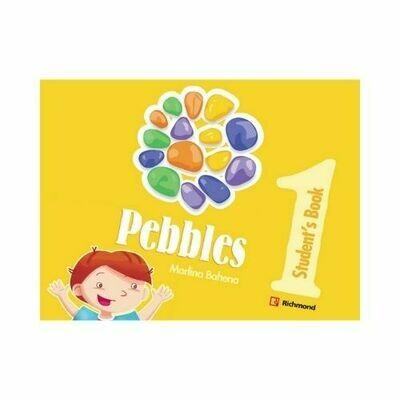 Pack Pebbles 1 (SB+CD+Resource). Richmond - Santillana