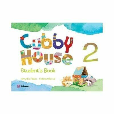 Kit Cubby House 2 (SB+CD). Richmond - Santillana