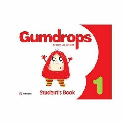 Pack Gumdrops 1 (SB+CD+Resource Pack+Act). Richmond - Santillana