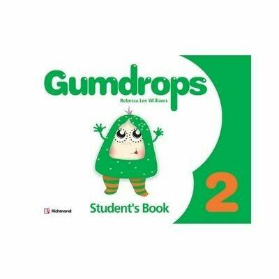 Pack Gumdrops 2 (SB+CD+Resource Pack+Act). Richmond - Santillana