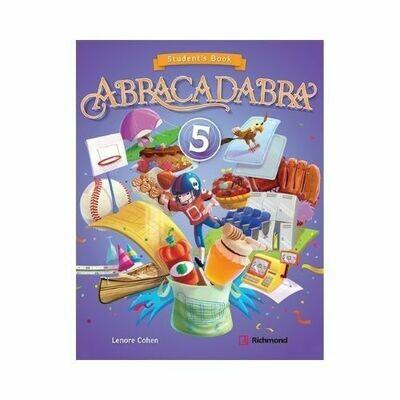 Kit Abracadabra 5 (SB + CD). Richmond - Santillana