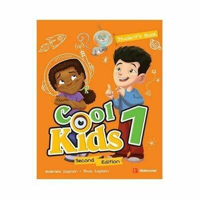 Pack Cool Kids 2ED 1 (SB+WB+CD+READING). Richmond - Santillana