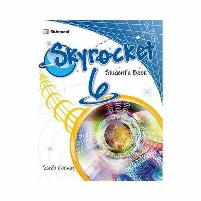 Pack Skyrocket 6 (SB+Pract.+CD+Grammar). Richmond - Santillana