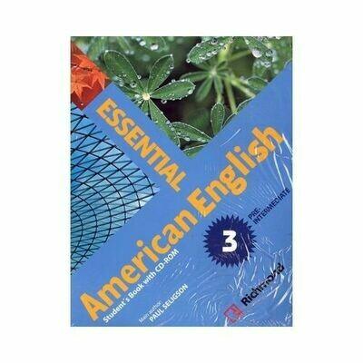 Kit Essential American English 3 (SB+CD Rom). Richmond - Santillana