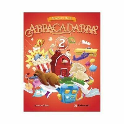 Kit Abracadabra 2 (SB + CD). Richmond - Santillana