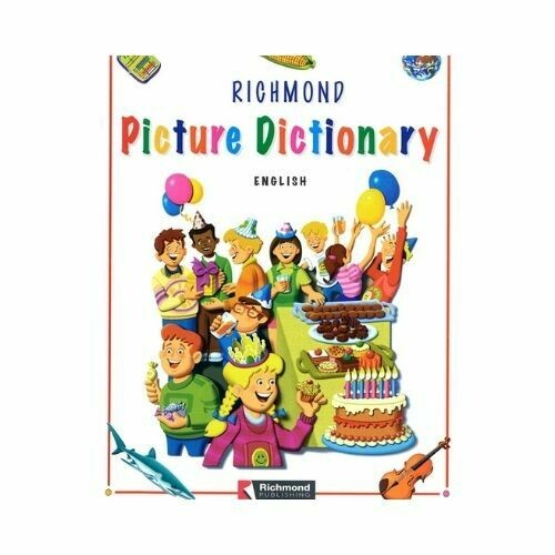 Richmond Picture Dictionary (Ingles-Ingles)- Santillana