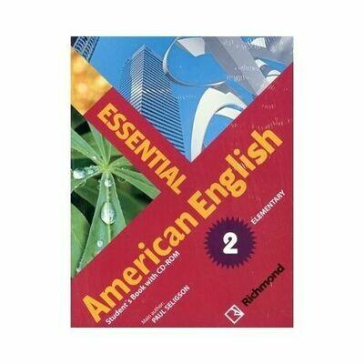 Kit Essential American English 2 (SB+CD Rom). Richmond - Santillana