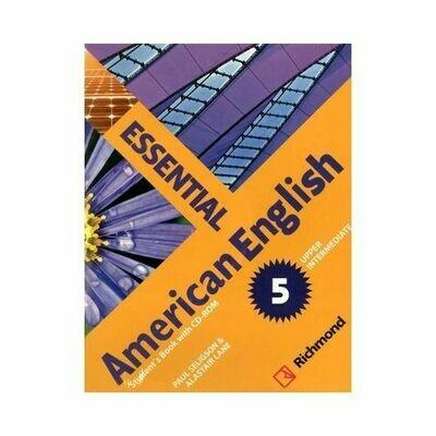 Kit Essential American English 5 (SB+CD Rom). Richmond - Santillana