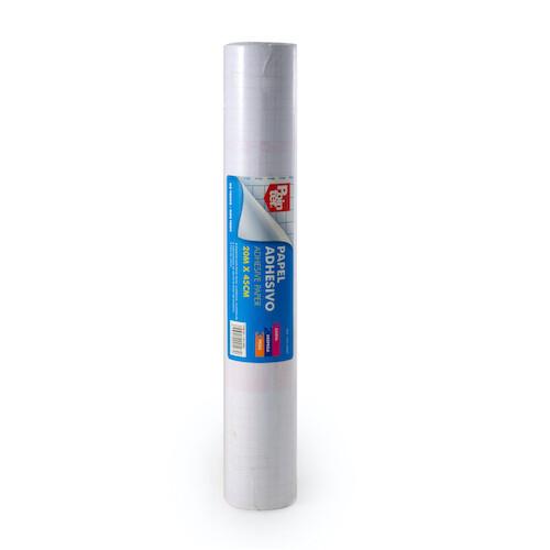 Forro Adhesivo Transparente 20M
