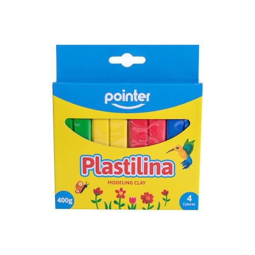 Masilla Pointer Jumbo 4/1 Colores Surtidos