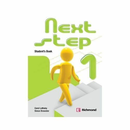 Pack Next Step 1 (SB+CD-ROM+PRACT). Richmond - Santillana