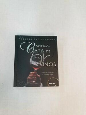 Coleccion pequeña enciclopedia, Manual Cata de Vinos