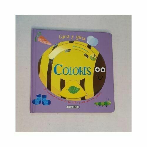 Colores. Coleccion Gira y Gira