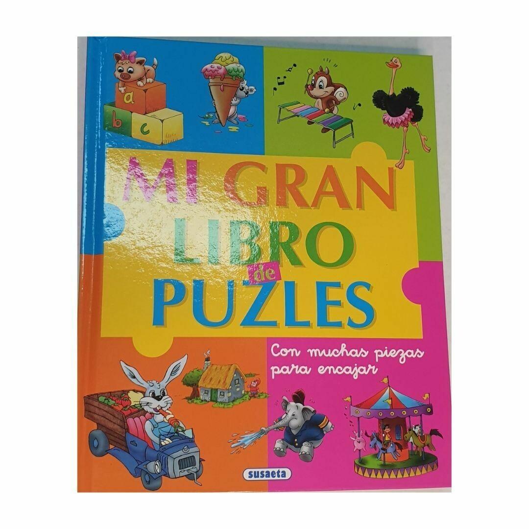 Mi Gran Libro de Puzzles
