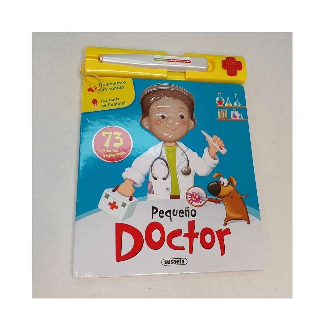 Pequeño Doctor. Coleccion Pequeños Aprendices