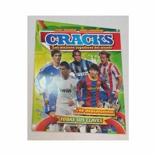 Cracks, Los Mejores Jugadores del Mundo. Coleccion Super Deportes Pegatinas