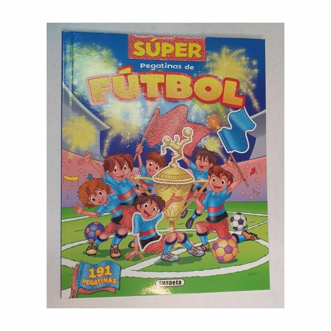Super Pegatinas de Futbol