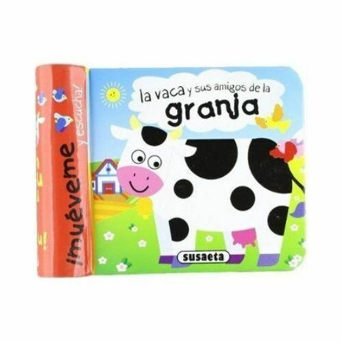 La Vaca y sus Amigos de la Granja. Coleccion Minicuentos Sonoros