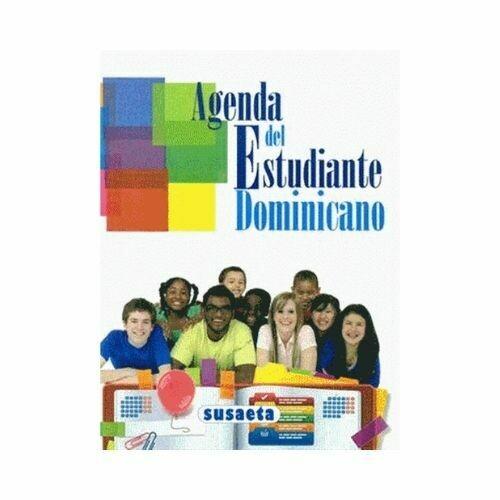 Agenda del Estudiante Dominicano. Susaeta
