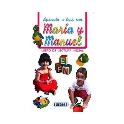Aprendo a Leer con Maria y Manuel. Nivel Inicial. Susaeta