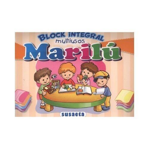 Block Integral, Multiuso Marilu. Susaeta