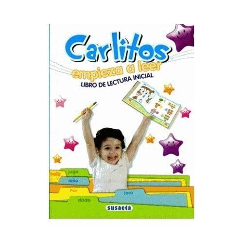 Carlitos Empieza el Aprestamiento. Susaeta