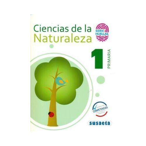 Ciencias de la Naturaleza 1. Primaria. Serie Huellas. Susaeta