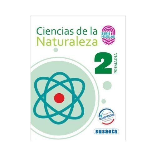 Ciencias de la Naturaleza 2. Primaria. Serie Huellas. Susaeta
