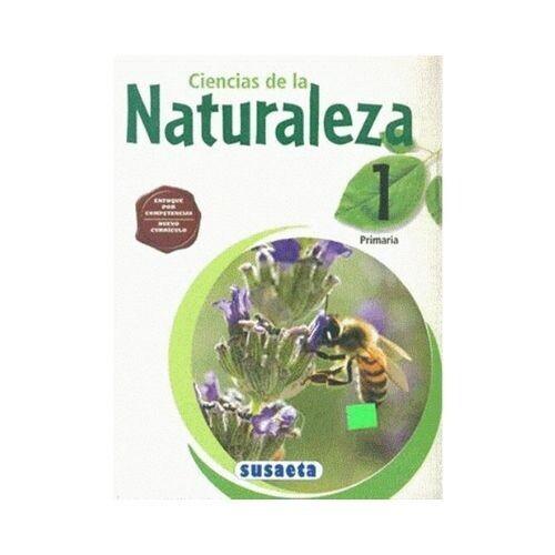 Ciencias de la Naturaleza 1. Primaria. Susaeta