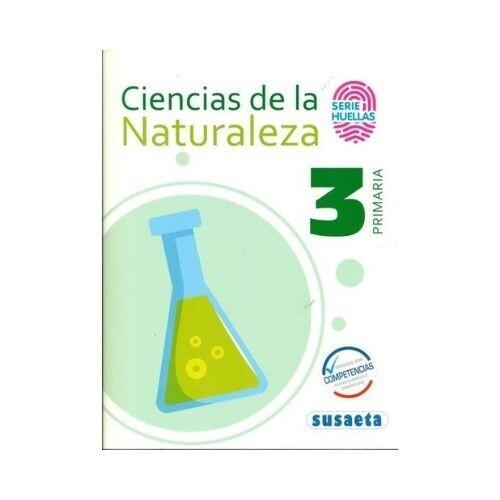 Ciencias de la Naturaleza 3. Primaria. Serie Huellas. Susaeta