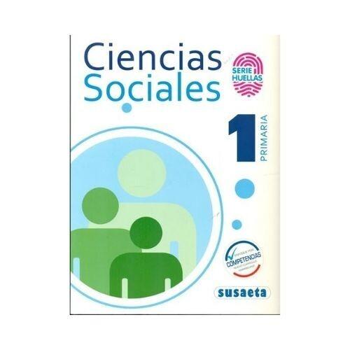 Ciencias Sociales 1. Primaria. Serie Huellas. Susaeta