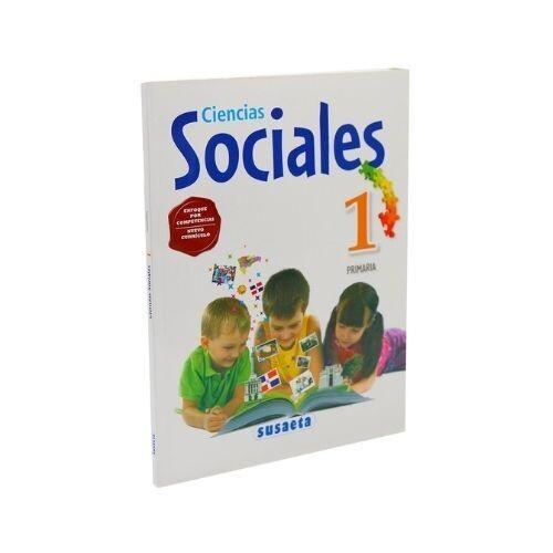 Ciencias Sociales 1. Primaria. Susaeta