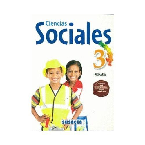 Ciencias Sociales 3. Primaria. Susaeta