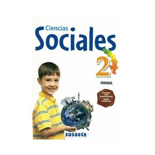Ciencias Sociales 2. Primaria. Susaeta