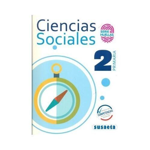 Ciencias Sociales 2. Primaria. Serie Huellas. Susaeta