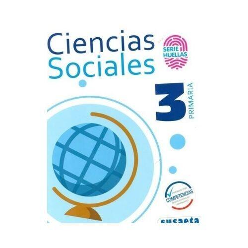 Ciencias Sociales 3. Primaria. Serie Huellas. Susaeta
