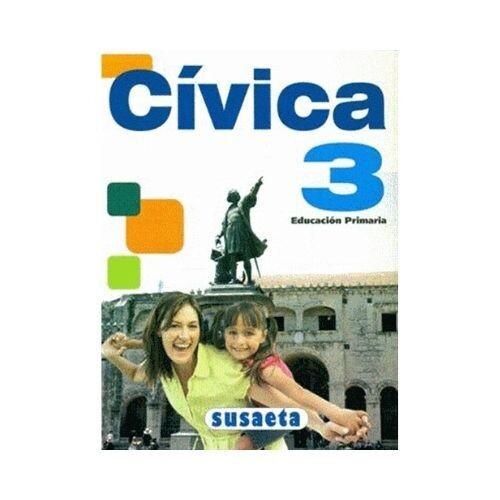 Civica 3. Educacion Primaria. Susaeta