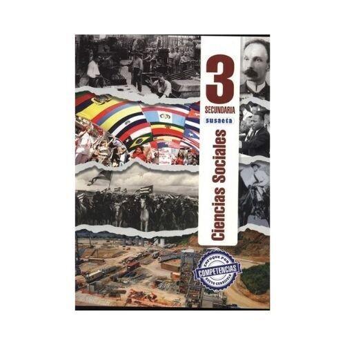 Ciencias Sociales 3. Secundaria. Susaeta