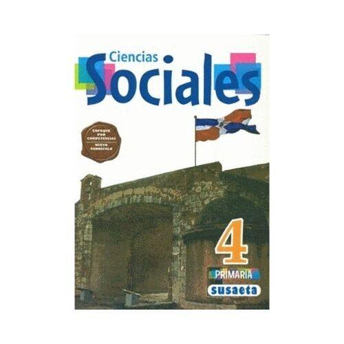Ciencias Sociales 4. Primaria. Susaeta