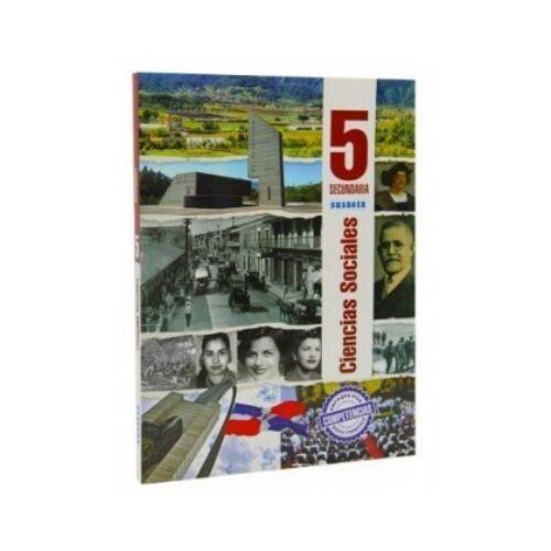 Ciencias Sociales 5. Secundaria. Susaeta
