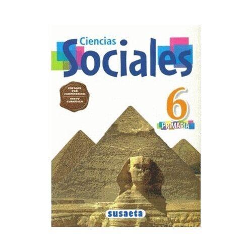 Ciencias Sociales 6. Primaria. Susaeta