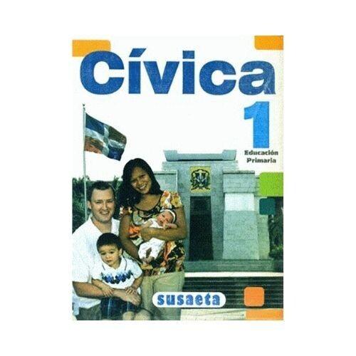Civica 1. Educacion Primaria. Susaeta