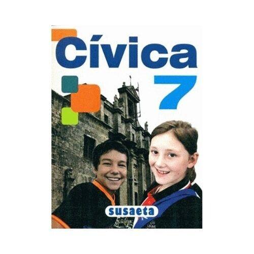 Civica 7. Educacion Basica. Susaeta